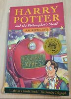 Harry Potter and the Philosopher's Stone Bloomsbury 1997 PAGE 53 PRINTING ERROR
