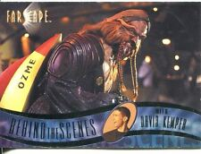 Farscape Season 3 Behind The Scenes Chase Card BTS38