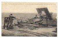 1914 1915 la nouvelle artillerie lourde française  le mortier de 350