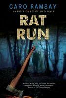 Rat Run An Scottish Police Procedural by Caro Ramsay 9780727895172 | Brand New