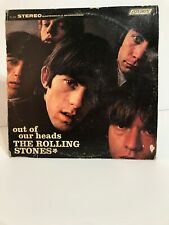 ROLLING STONES Out Of Our Heads Original LP Vinyl