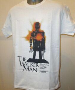 The Wicker Man Poster T Shirt Cult 1970s Horror Film Exorcist Omen Midsommar 355
