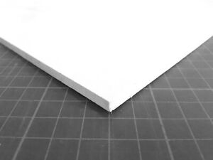 EXPANDED PVC also known as Foam PVC, 60cmx60cm by 3mm thick.