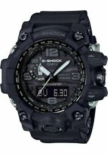 New Casio GWG1000-1A1 G-Shock Mudmaster Solar Atomic Triple Sensor Men's Watch