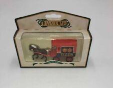 Lledo Die Cast Horse Drawn Delivery Van - Tizer - Days Gone