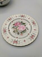 "Vintage Royal Albert's 'Happy Birthday' Plate - First Edition - 8 1/4"" Diameter"
