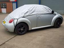 VW Volkswagen Escarabajo Convertible 1999-2012 Cubierta del Coche Tamaño Medio