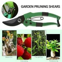 Garden Scissors Shears Branch Pruning Snips Fruit Cutters Pruners Hand Tool K2P0