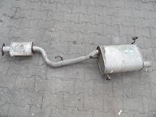 NISSAN ALMERA N16 silenciador silenciador Central SILENCIADOR de escape