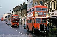 London Transport RT1989 LUC90 6x4 Bus Photo Ref L213