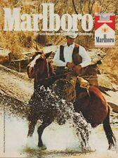 Marlboro Zigaretten - Reklame Werbeanzeige Original-Werbung 1979 (6)