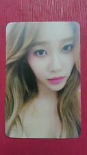 AOA YUNA Official PHOTOCARD A Ver 1st Album ANGEL'S KNOCK Photo Card YU NA 유나