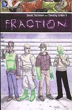 Fraction 1 TPB GN DC 2011 NM 2nd Print 1 2 3 4 5 6 Tischman Green ll