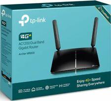 TP-LINK Archer MR600 4G+ Cat6 AC1200 Wireless Dual Band Gigabit Router