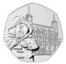 Paddington Bear at St Paul's Cathedral 50p Coin New 2019 (From Sealed Bag)  MINT