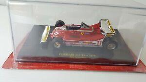 1/43 Ferrari 312 T4 1979 #11 Jody Scheckter Official licenced Product