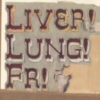 Frightened Rabbit - Liver! Lung! Fr! (NEW CD)