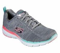 SKECHERS Womens Flex Appeal 3.0 Reinfall Air Cooled Memory Foam Shoes 13058
