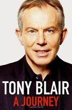 A Journey By Tony Blair.New but with Damage.Perfectly Readable.RRP.£18