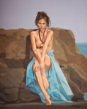 "Erotic Art Fine Art Mounted Limited Edition Print 3/50 16"" x 20"""