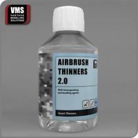 VMS Airbrush Thinners 200 ml for ENAMELS Tamiya compatible