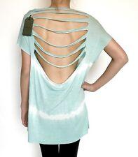 AllSaints Slash Back Tie Dye Top. NWT Retails $140 Price $45 Size M All Saints