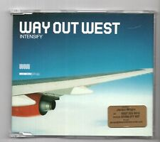 (IY811) Way Out West, Intensify - 2001 CD
