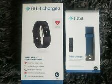 Fitbit Charge 2 New (Large) - Plus Bonus Accessory Band