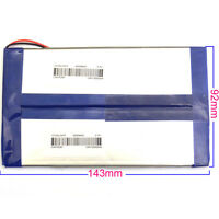"3.7v 8000mah Replacement Battery for 10.1"" Fusion 5 fusion5 xtra 10.1 Tablet"