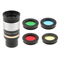 "1.25"" 8-24mm Zoom Eyepiece for Telescope Skywatcher + Lens Color Filter Set"