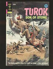 Turok Son Of Stone # 83 Mark Jewelers Insert VG/Fine Cond.