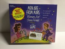 Men Are From Mars Women Are From Venus Board Game Mattel Complete!