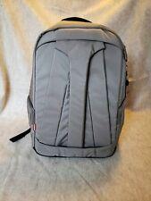 Manfrotto Veloce VII Backpack BC Stile DSLR Camera Lens Secure Grey