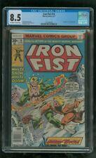 CGC 8.5 IRON FIST #14 MARVEL COMICS 8/1977 1ST APPEARANCE OF SABRETOOTH (X-MEN)