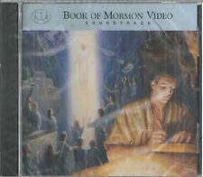 LDS Book Of Mormon Video Soundtrack Songs Music CD New