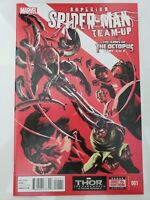 SUPERIOR SPIDER-MAN TEAM-UP SPECIAL #1 (2013) MARVEL COMICS ARMS OF THE OCTOPUS!