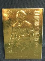 FLAWLESS 1994 Topps Collector's Measures of Greatness Gold Barry Bonds #605 MINT