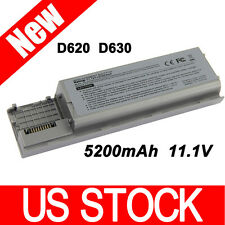 New 6cells Battery For Dell Latitude D620 D630 NT379 PC764 Precision M2300 6Cell