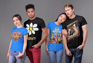 RETRO TEES Mens 90s Rave Inspired T shirt Fun Summer Unisex Top XS S M L XL XXL