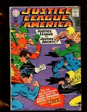 JUSTICE LEAGUE OF AMERICA #56 (2.5) JUSTICE LEAGUE VS JUSTICE SOCIETY!