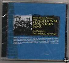 TRADITIONAL MOUNTAIN JAMS, CD, 15 FAVORITES, NEW SEALED