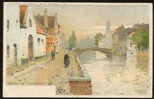 Belgium BRUGES artist F Ranot u/b PPC