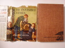Judy Bolton #3, The Invisible Chimes, DJ