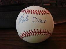 Monte Irvin Autograph / Signed Baseball New York Giants