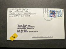 APO 09189 PIRMASENS, GERMANY 1988 Army Cover 59th ORD Bde Soldier's Mail