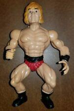Vintage MOTU Wrestler Bootleg KO He-Man Galaxy Warrior Action Figure Knock Off
