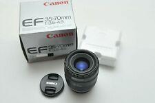 Canon Standard Zoom EF 35-70mm 1:3.5-4.5 Lens