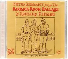 Peter Bellamy - Sings the Barrack-Room Ballads of Rudyard Kipling NEW DOUBLE CD