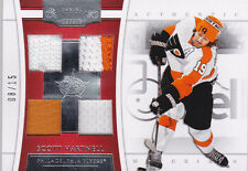 12-13 Dominion Scott Hartnell /15 Complete Sweater All Star Skills Flyers 2012