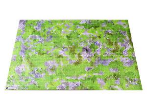 2'x3' RPG Grassy Playmat gaming mat dnd D&D battle board pathfinder dungeon